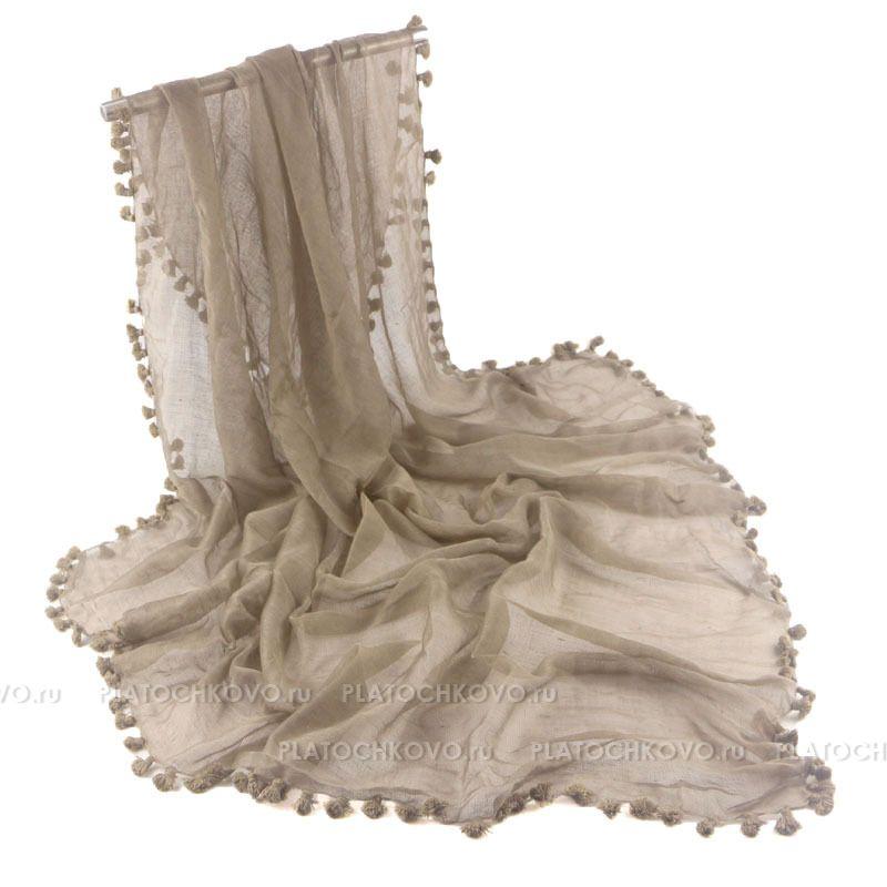 Платок с кисточками