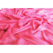 Шарф с градиентным окрасом и блеском (розовый)