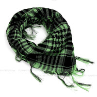 Платок сирийский (арафатка) (зеленый)