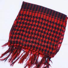 Платок сирийский (арафатка) (красный)