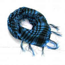 Платок сирийский (арафатка) (голубой)